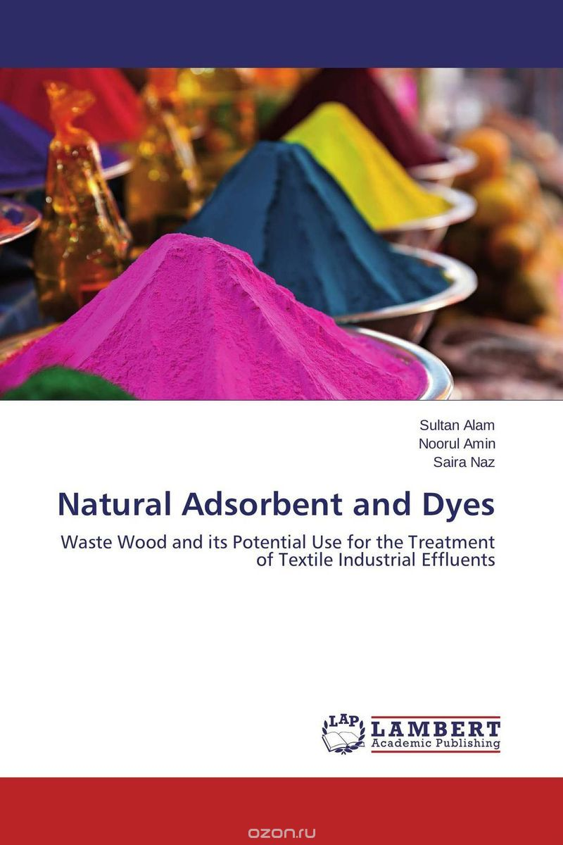 "Скачать книгу ""Natural Adsorbent and Dyes"""