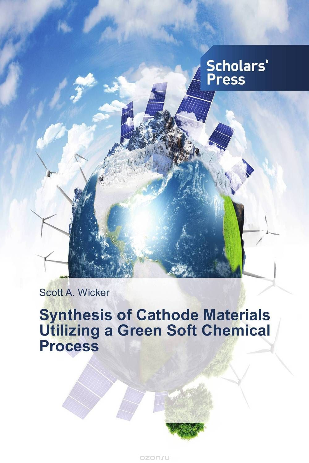 Synthesis of Cathode Materials Utilizing a Green Soft Chemical Process
