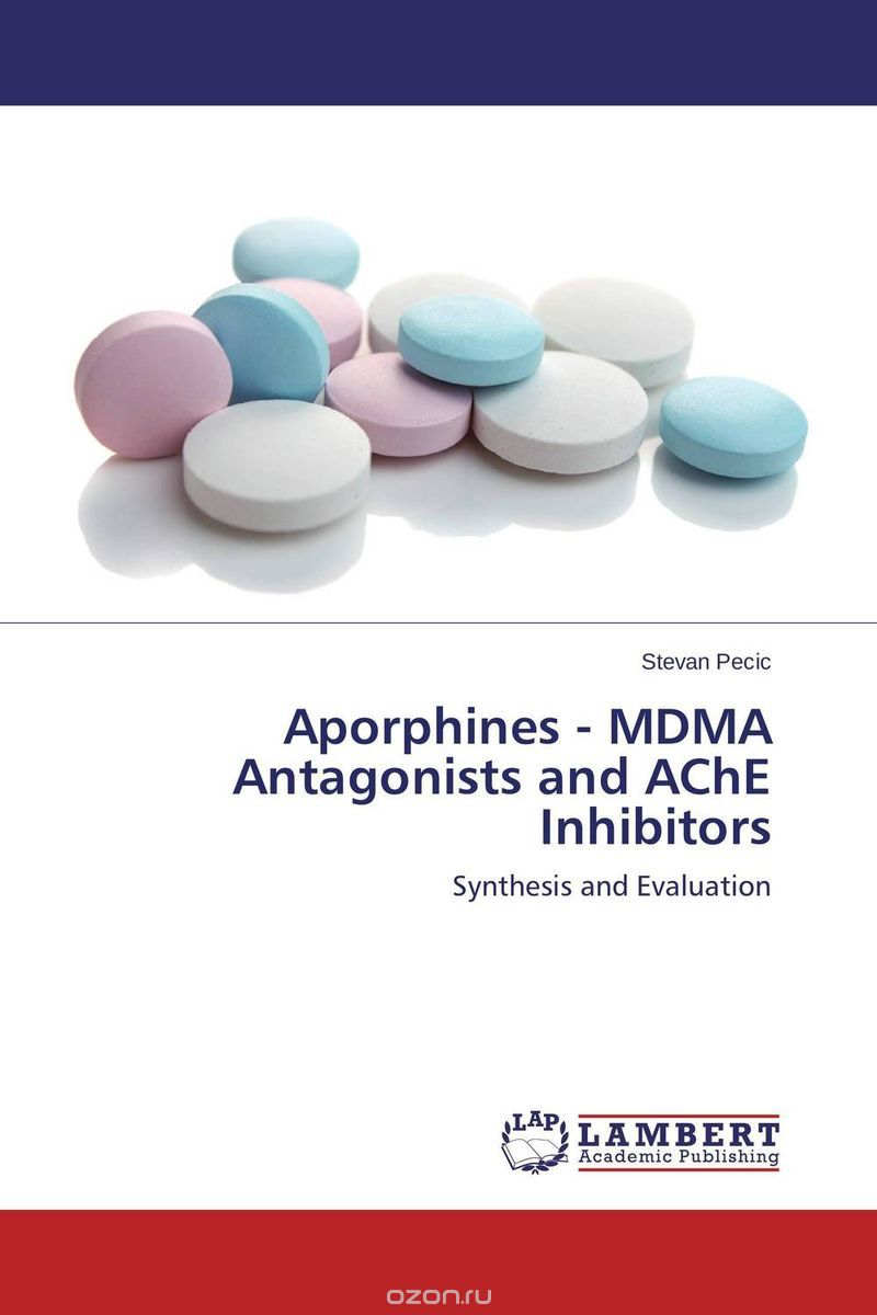 "Скачать книгу ""Aporphines - MDMA Antagonists and AChE Inhibitors"""