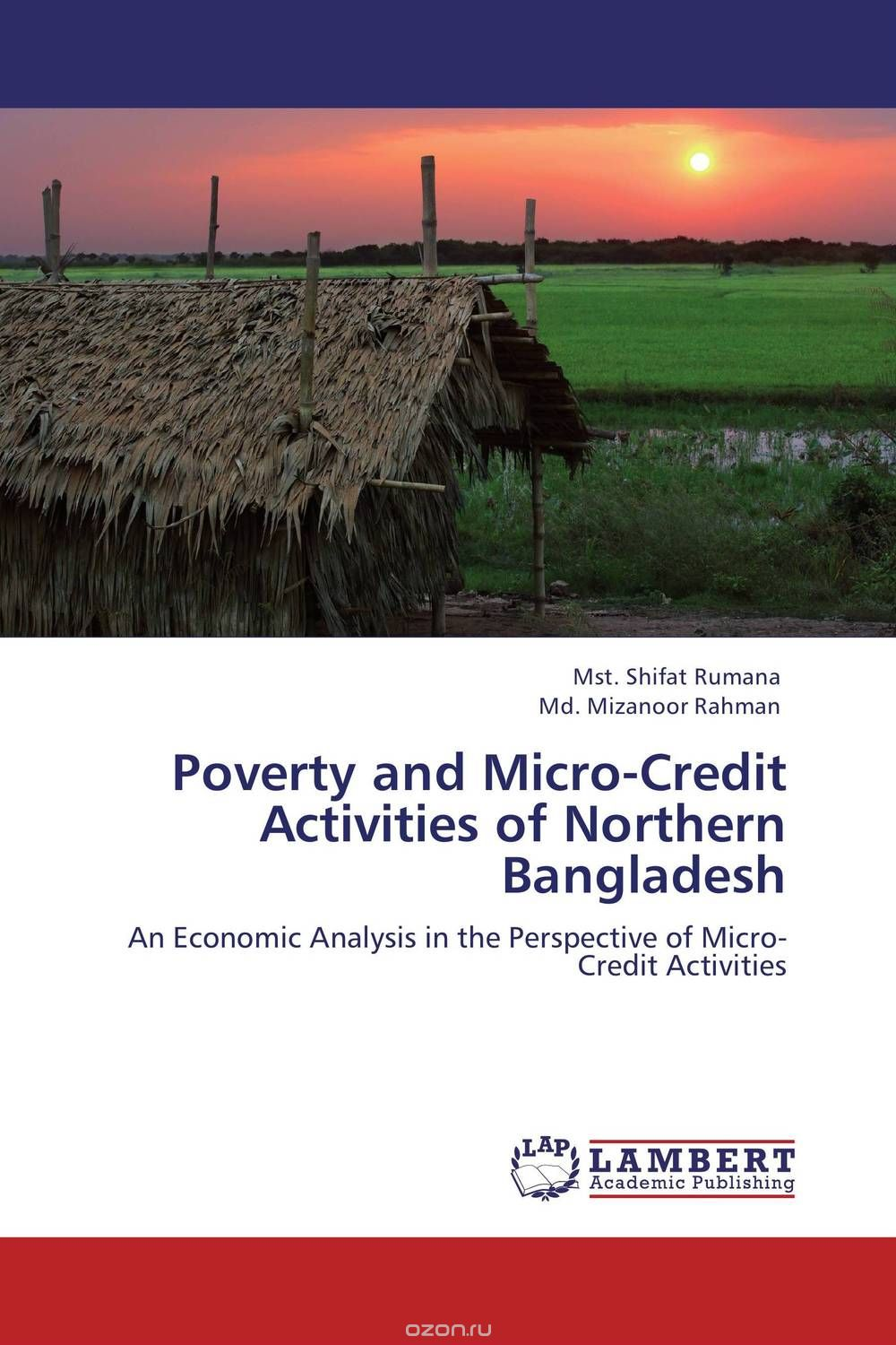 Poverty and Micro-Credit Activities of Northern Bangladesh