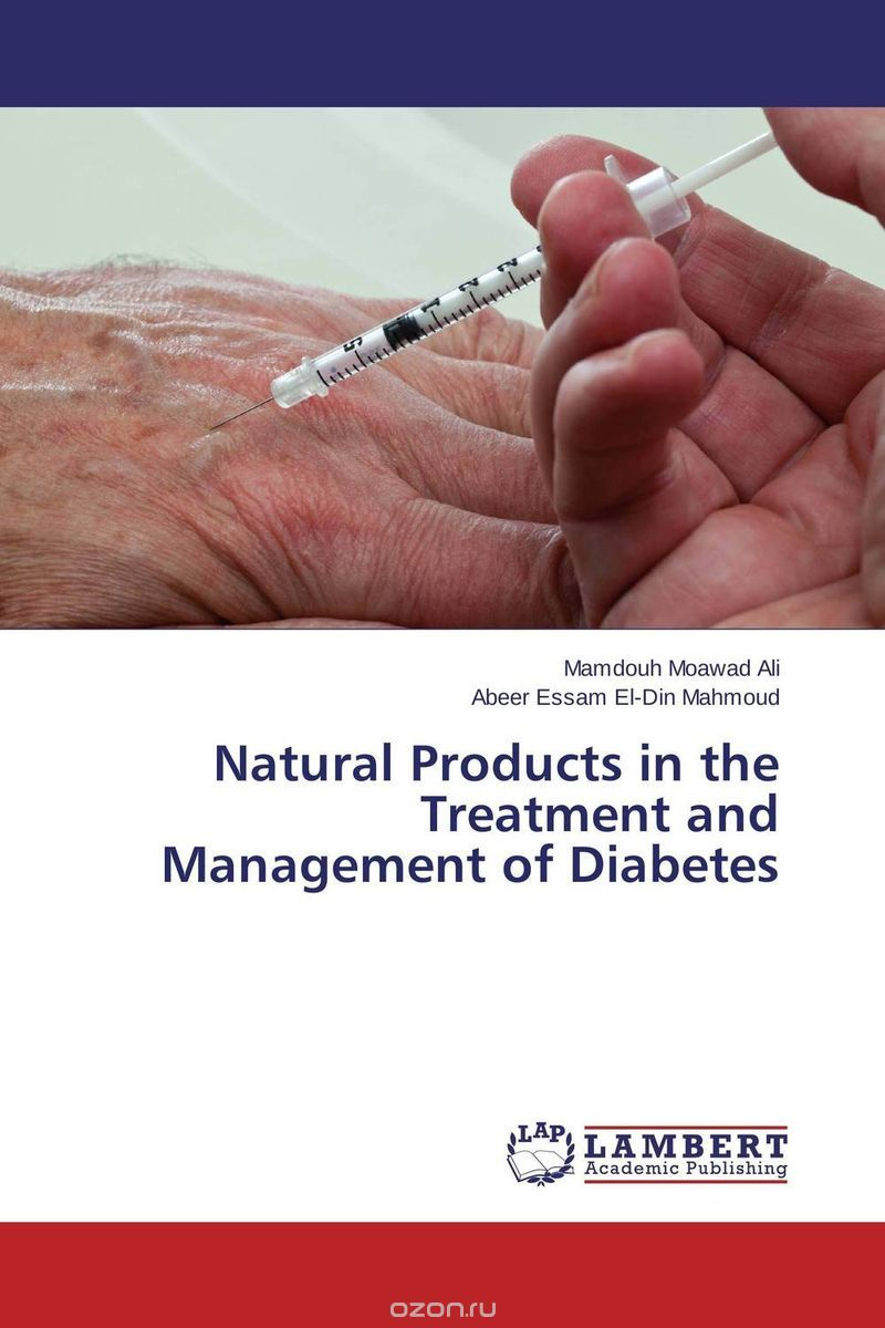 "Скачать книгу ""Natural Products in the Treatment and Management of Diabetes"""