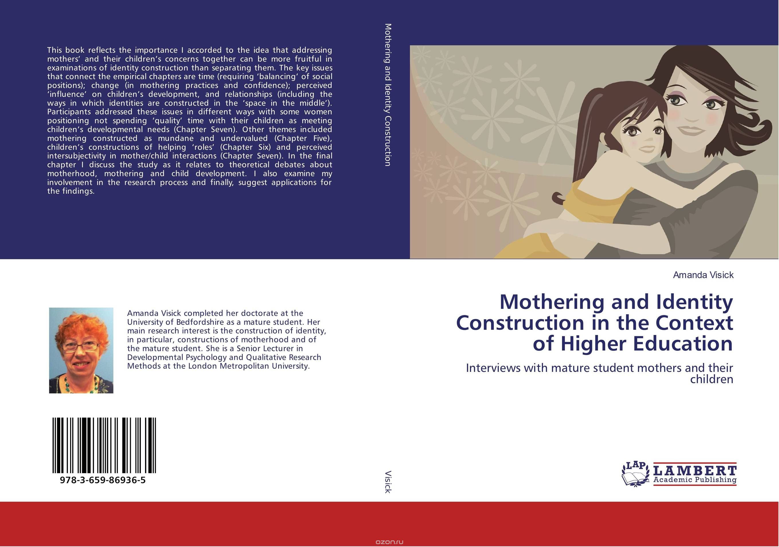"Скачать книгу ""Mothering and Identity Construction in the Context of Higher Education"""