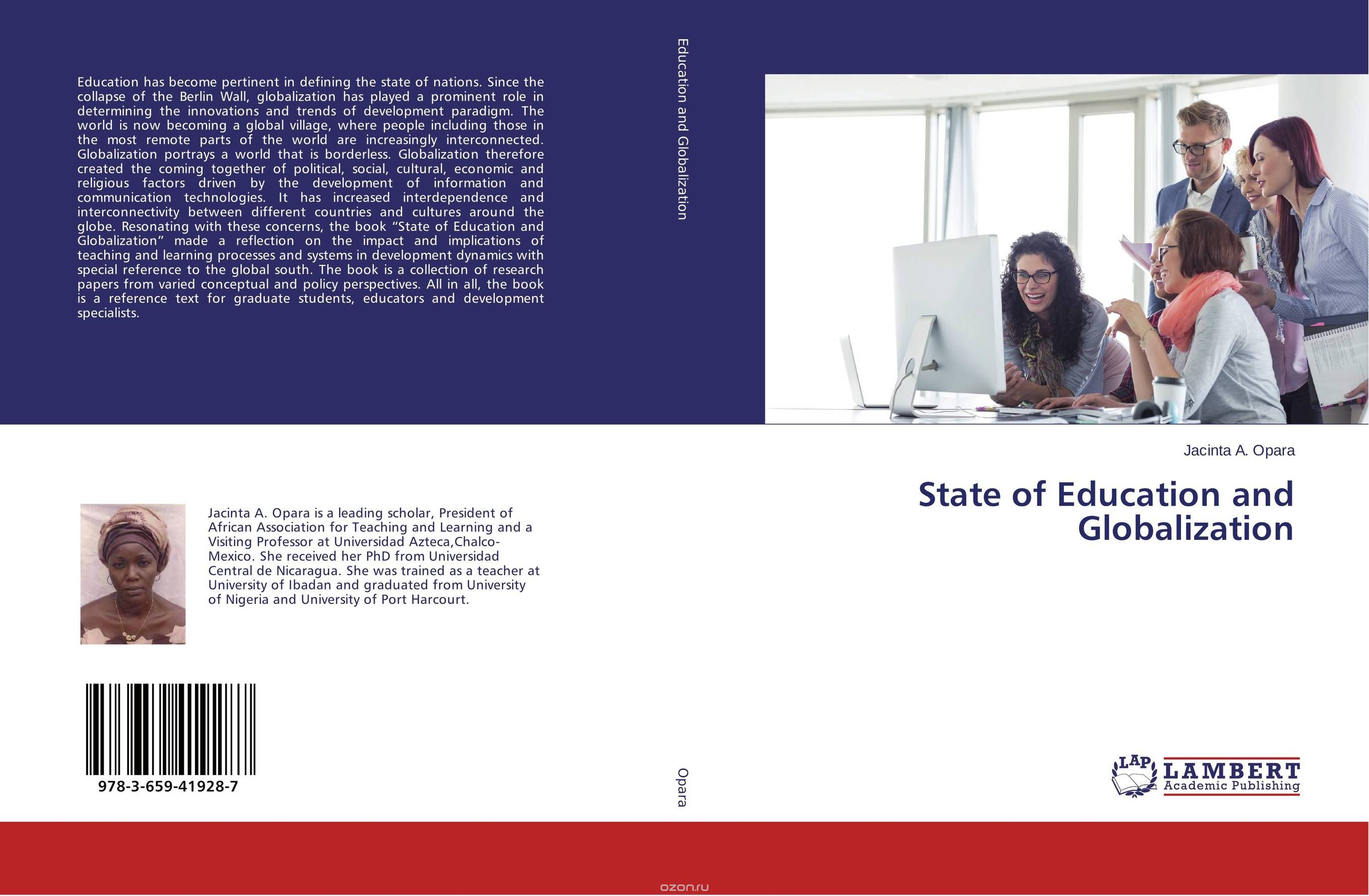 "Скачать книгу ""State of Education and Globalization"""
