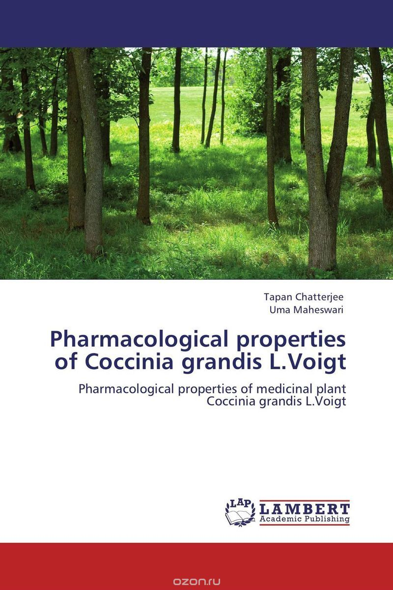 Pharmacological properties of Coccinia grandis L.Voigt