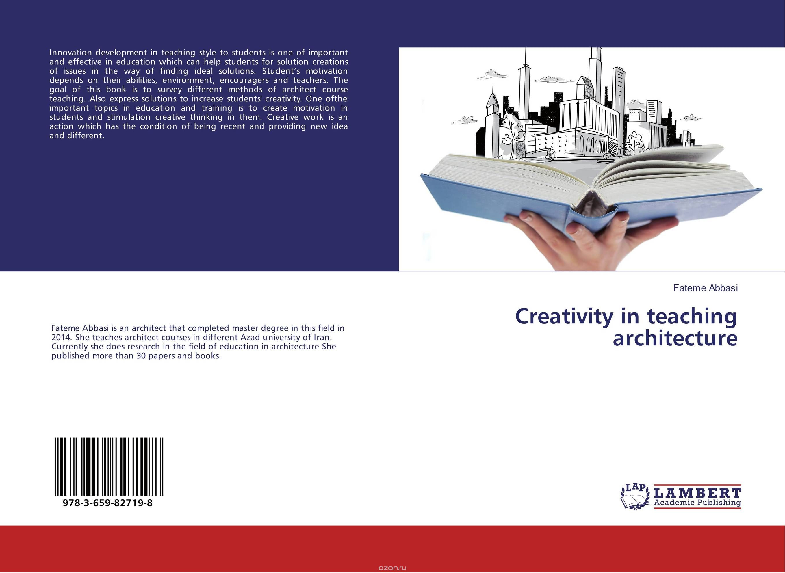 Creativity in teaching architecture