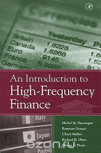 "Скачать книгу ""An Introduction to High-Frequency Finance"""