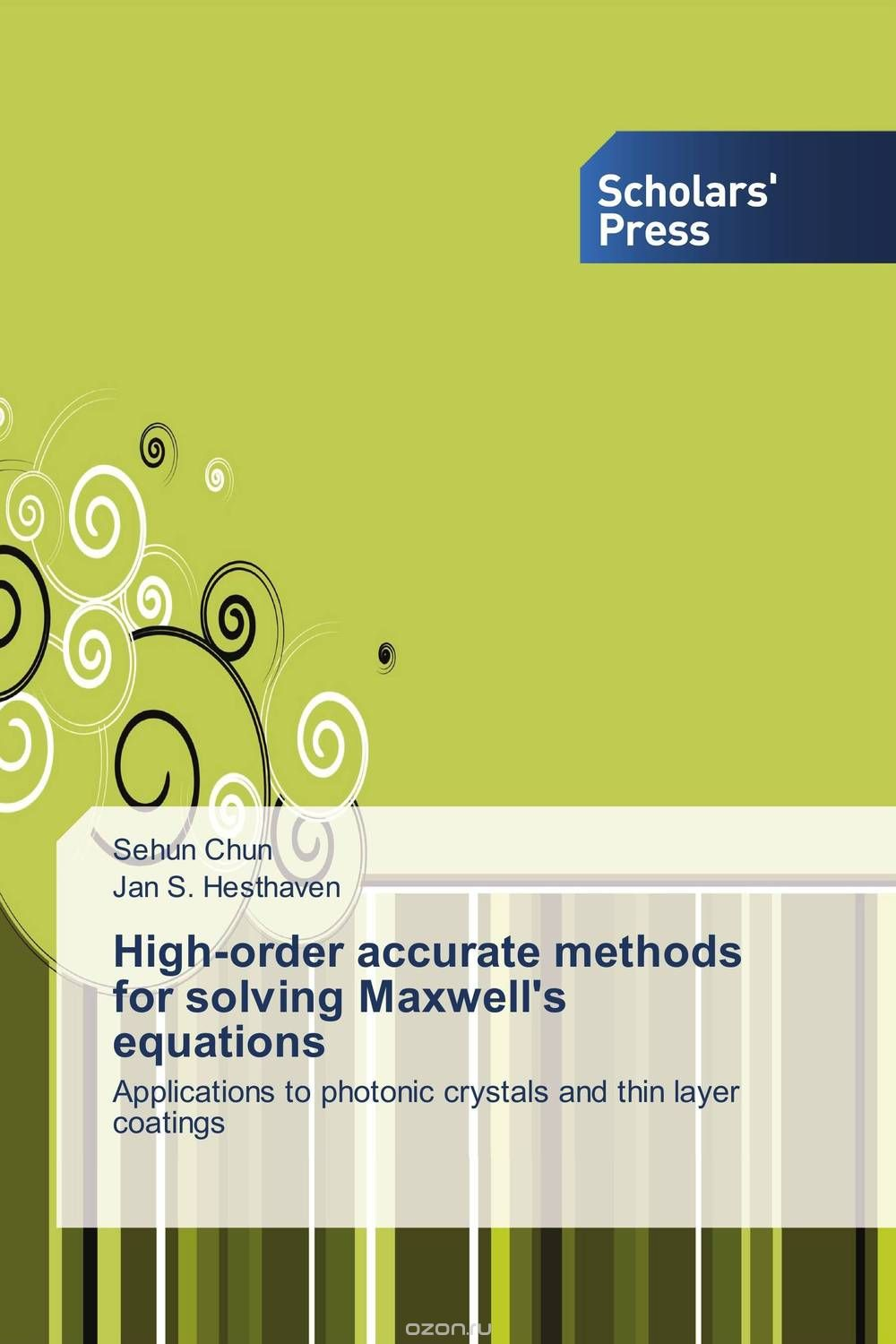 "Скачать книгу ""High-order accurate methods for solving Maxwell's equations"""