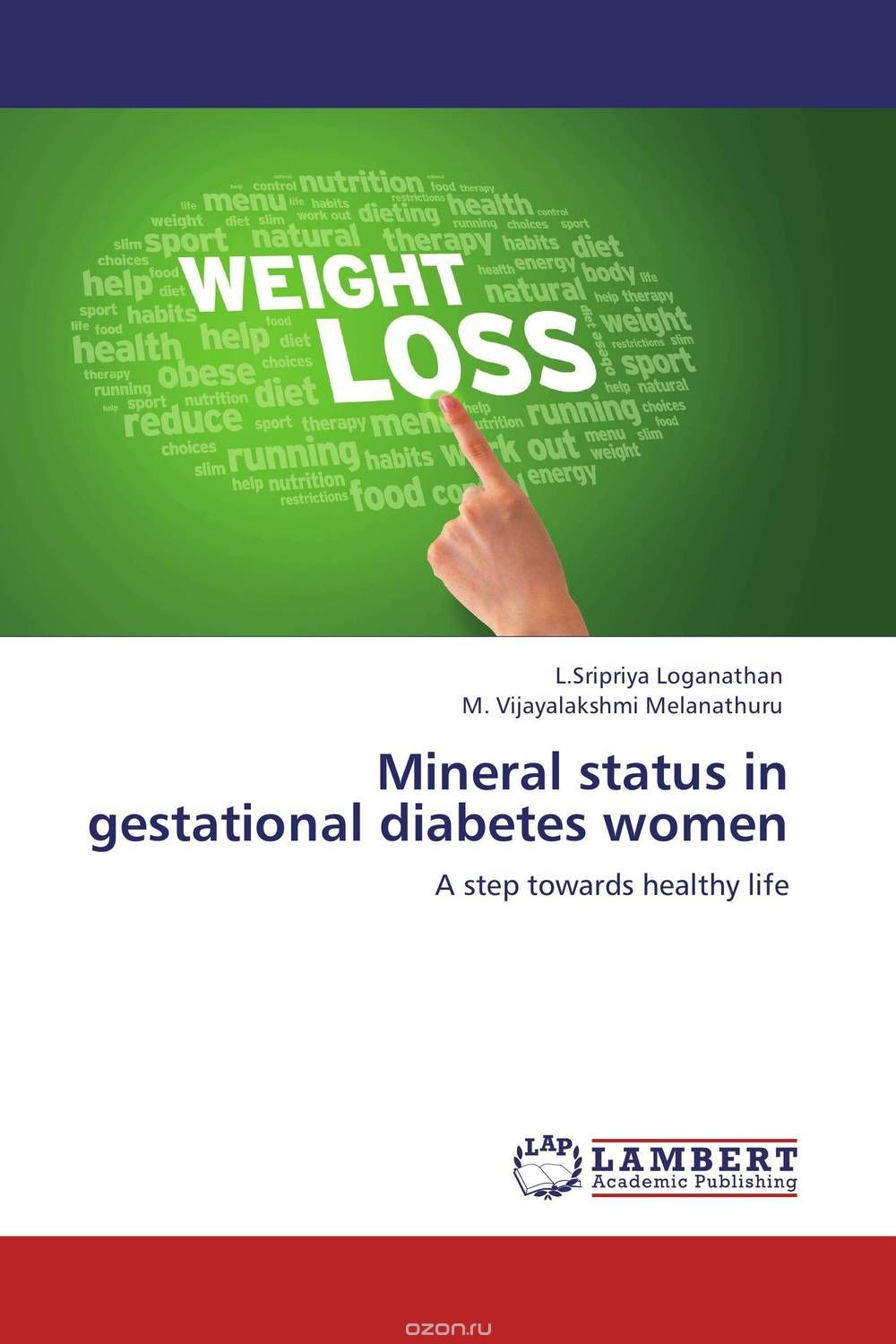 "Скачать книгу ""Mineral status in gestational diabetes women"""