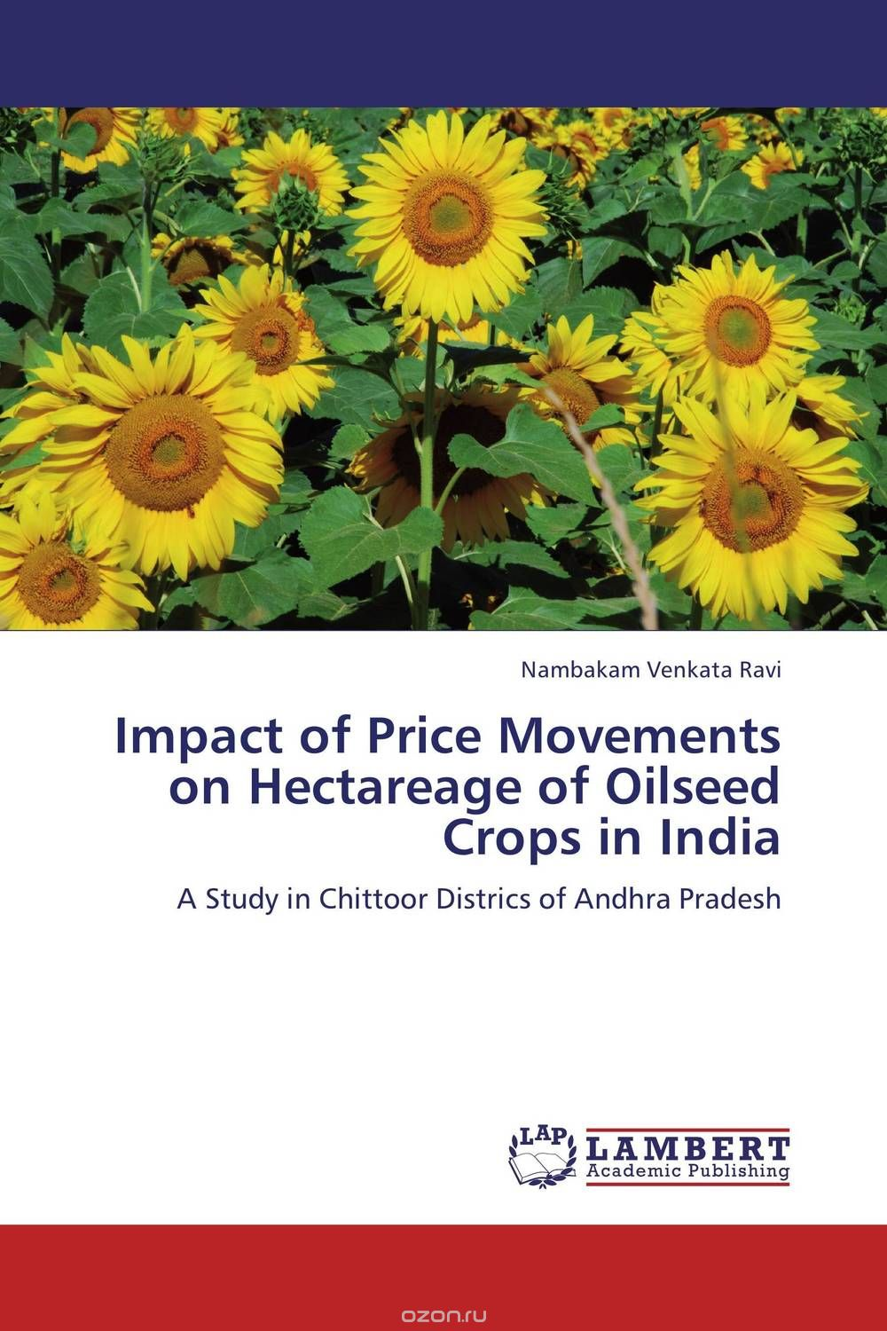"Скачать книгу ""Impact of Price Movements on Hectareage of Oilseed Crops in India"""