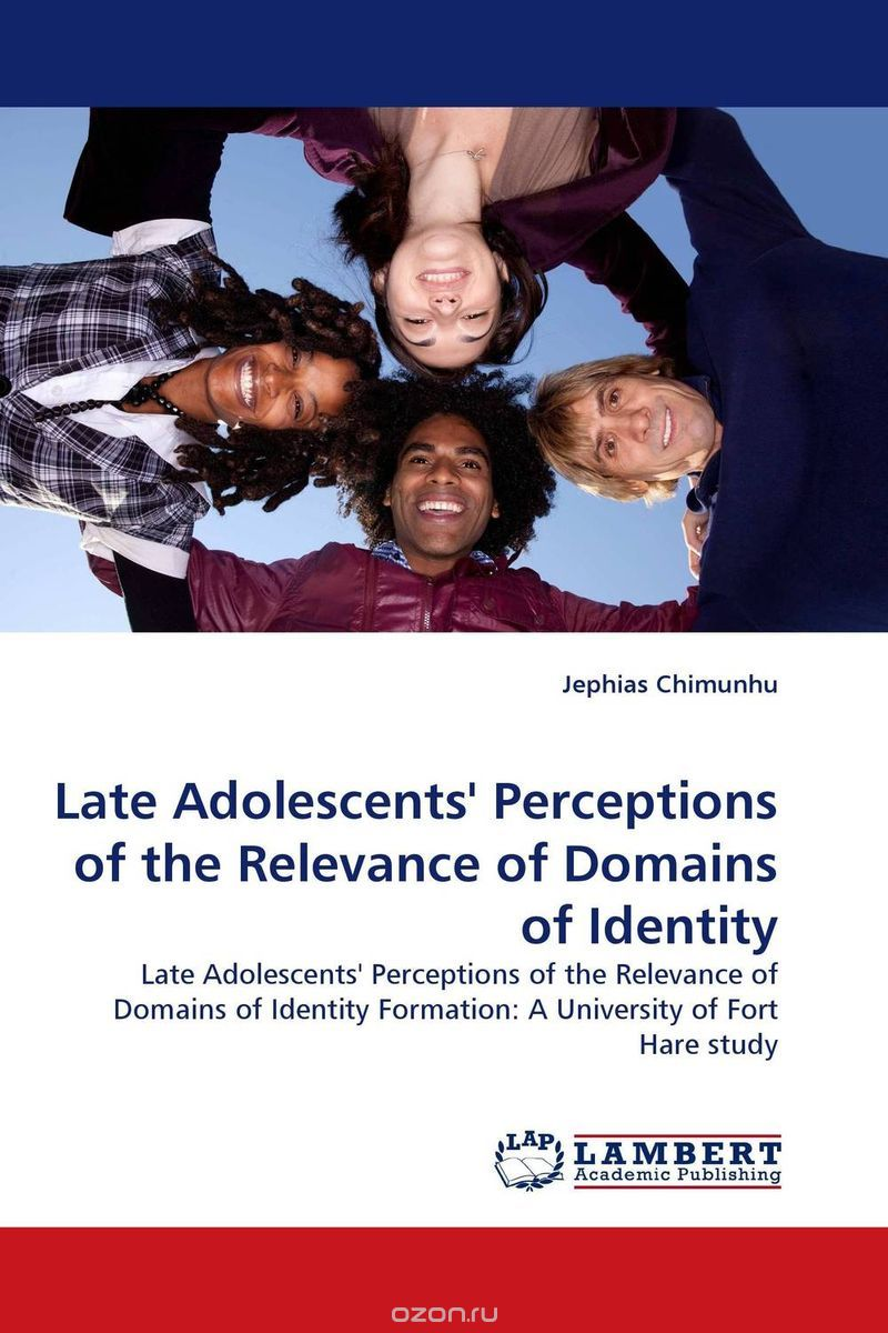 "Скачать книгу ""Late Adolescents'' Perceptions of the Relevance of Domains of Identity"""